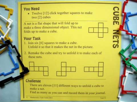 nets exercises for grade 5